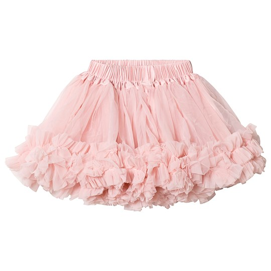 DOLLY by Le Petit Tom Frilly Skirt Rose Pink Rose Pink