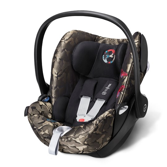 Cybex Cloud Q Infant Carrier Butterfly 2018 Butterfly