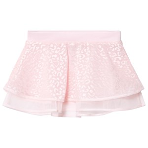 Image of Mirella Pink Elastic Waist Mesh Skirt 12-14 years (3009898957)
