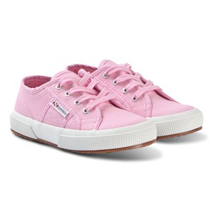 Image of Superga Jcot Classic Canvas Sneakers Bright Pink 28 (UK 10) (3150379433)
