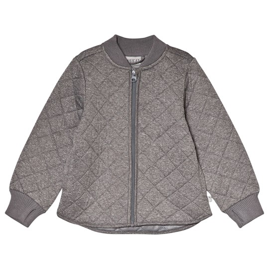 Wheat Loui Thermo Jacket Melange Grey Melange Grey