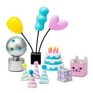 Image of LUNDBY Accessories Party Accessory Set 4+ years (1318576)
