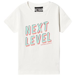 Image of Retour Andy Tee Off White 11-12 Years (3150380561)