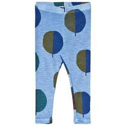 Bobo Choses Forest Leggings Heritage Blue