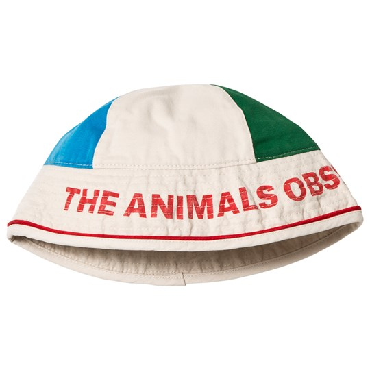 The Animals Observatory Starfish Baby Hat Green Grass Green Grass