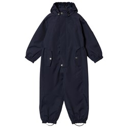 Wheat Frankie Coverall Navy