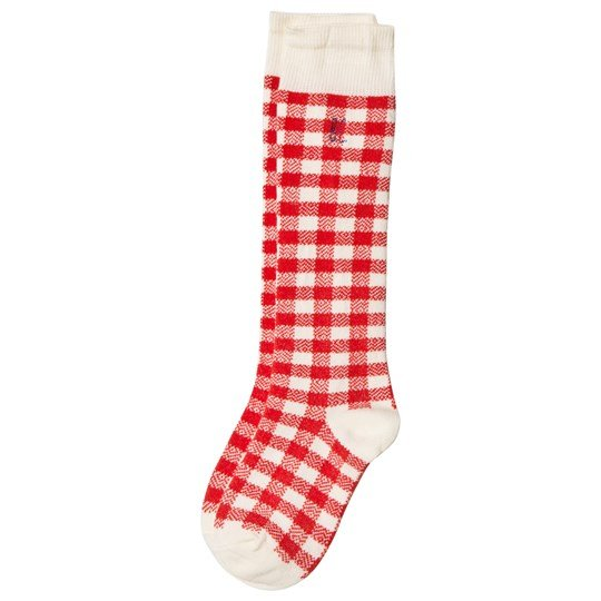 Bobo Choses Vichy Socks Spice Route Spice Route