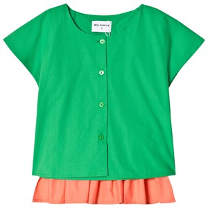 Image of Wolf & Rita Blouse Candida Green 2 år (1044228)