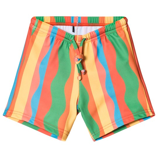 Wolf & Rita Boy Swim Shorts Carlos Multicolor Multicolor