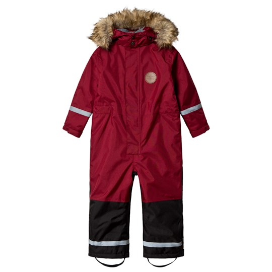 Kuling Chamonix Vinteroverall Red Apple Red
