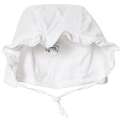 Maximo Baby Hat White