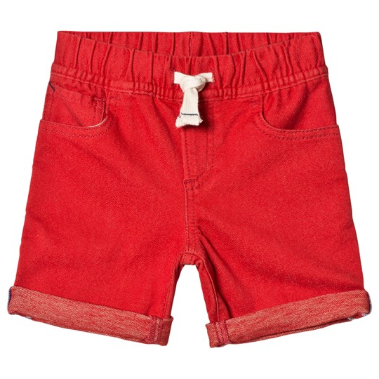 GAP Denim Shorts Totem Red Totem Red