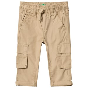 Image of United Colors of Benetton Beige Trousers S (6-7 år) (3034054321)