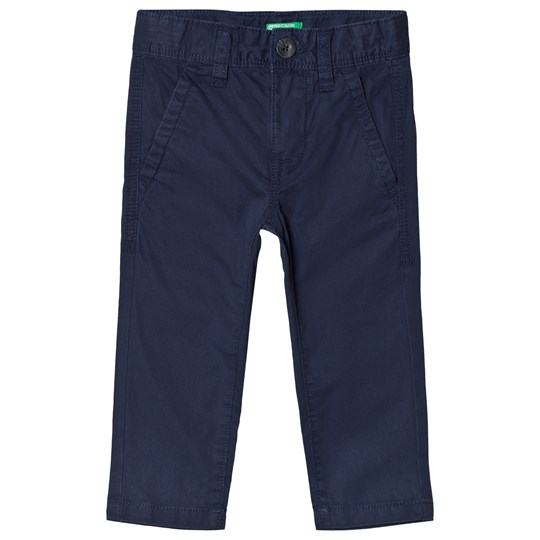 United Colors of Benetton Chinos Navy Navy