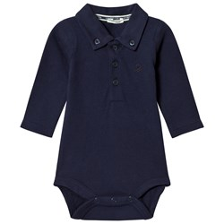 United Colors of Benetton Long Sleeve Baby Body Navy