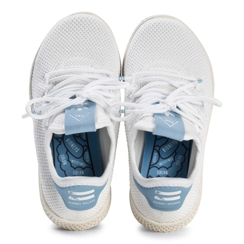 White with Blue Pharell Williams Kids