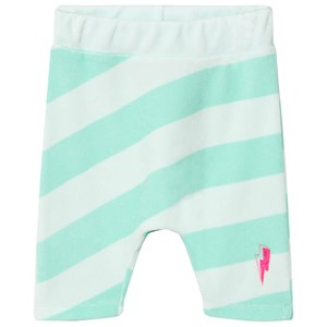 Image of Scamp & Dude Cool Kid Shorts Green Sundowners 3-4 years (3016733213)