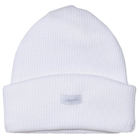 Absorba Off-White Seamless Knit Hat 1