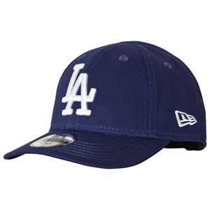 Image of New Era Navy Los Angeles Dodgers Cap 53.9-54.9cm (Youth 6-12 years) (3056071651)