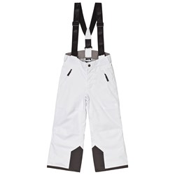 The North Face White Snow Quester Ski Pants