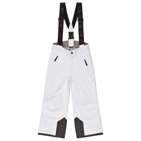 The North Face White Snow Quester Ski Pants White