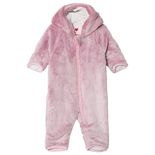 Reima Alku Coverall Light Pink Light Pink