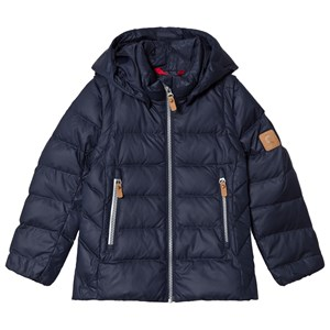 Image of Reima Minna Down Jacket Navy 128 cm (3065531981)