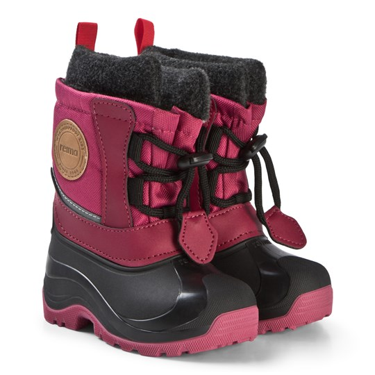 Reima Yura Boots Dark Berry Dark Berry