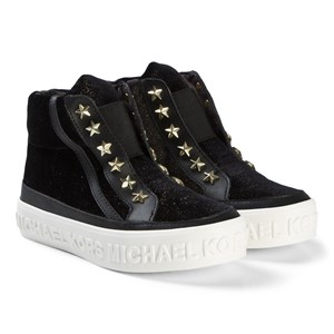 Image of Michael Kors Black Lemo Rock Sneakers 29 (UK 11) (3065534789)