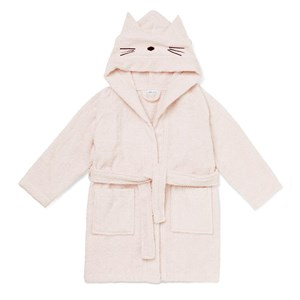 Image of Liewood Lily Bathrobe Cat Sweet Rose 1-2 år (3032136523)