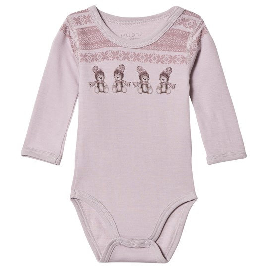 Hust&Claire Baloo Baby Body Lila Purplish