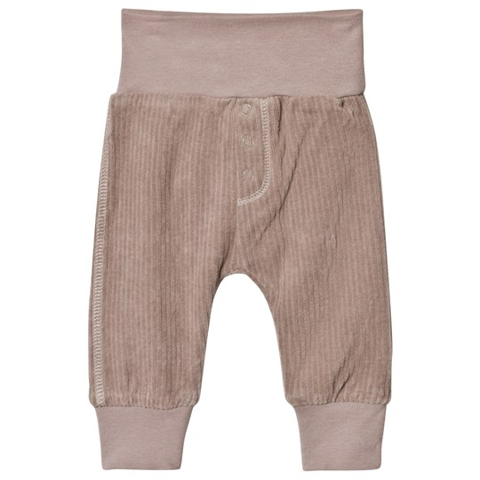 Hust&Claire Gail Soft Pants Brown Ash brown