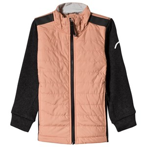 Image of Didriksons Originals Girard Kids Jacket Dusty Coral 110 cm (4-5 år) (3056106229)