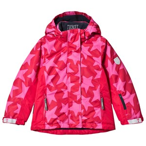 Image of Ticket to heaven Madison Ski Jacket Barberry Red 152 cm (11-12 år) (3125297997)