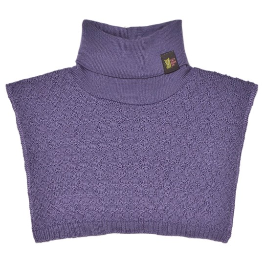 Kattnakken Neck Warmer Purple Lilla