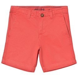 Lands' End Chino Shorts Röd