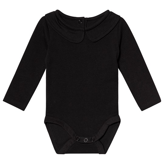 A Happy Brand Collar Baby Body Svart