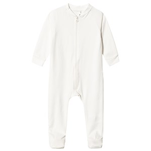 Image of A Happy Brand Footed Baby Body White 62/68 cm (1208711)