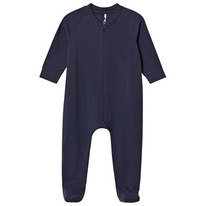 Image of A Happy Brand Footed Baby Body Navy 62/68 cm (1208727)