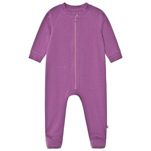 Image of A Happy Brand Footed Baby Body Purple 50/56 cm (1208730)