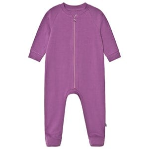 Image of A Happy Brand Footed Baby Body Purple 62/68 cm (1208731)