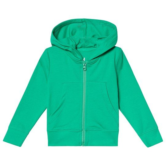 A Happy Brand Baby Hoodie Green