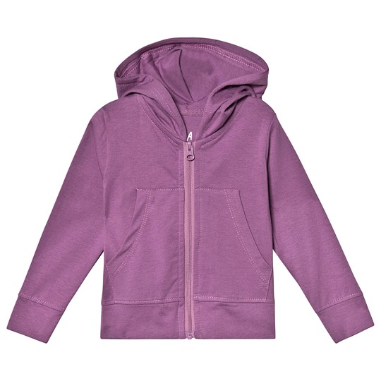 A Happy Brand Baby Hoodie Purple