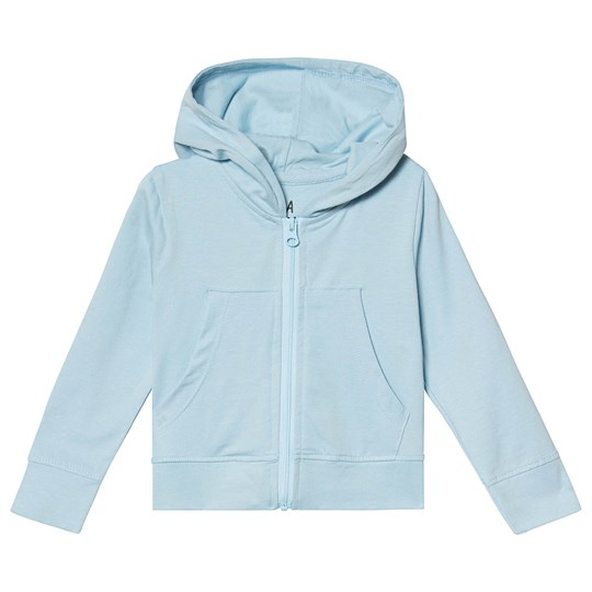 A Happy Brand Baby Hoodie Blue