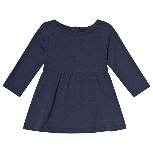 A Happy Brand Baby Dress Navy