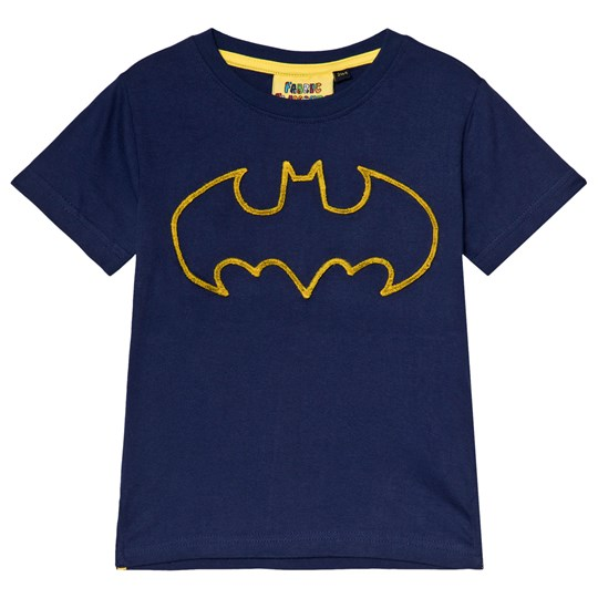 238907b8b31 Fabric Flavours - Blue Batman Logo T-Shirt - Babyshop.com
