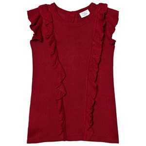 Image of Hust&Claire Daria Dress Rio Red 62 cm (2-4 mdr) (1217298)