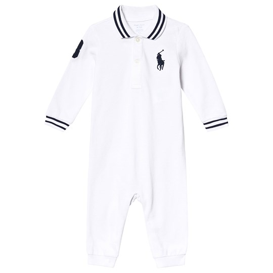 Ralph Lauren Cotton Mesh Baby One-Piece 007