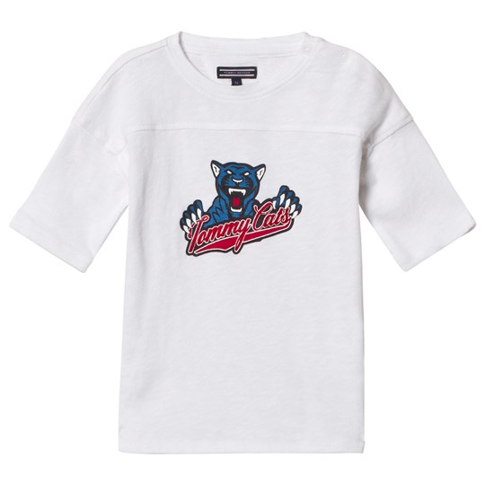 Tommy Hilfiger White Tiger Tee 123