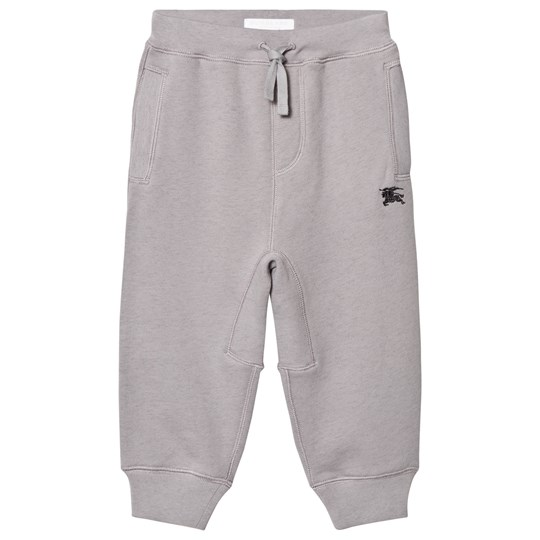 Burberry Pedro Branded Sweatpants Grey A3285
